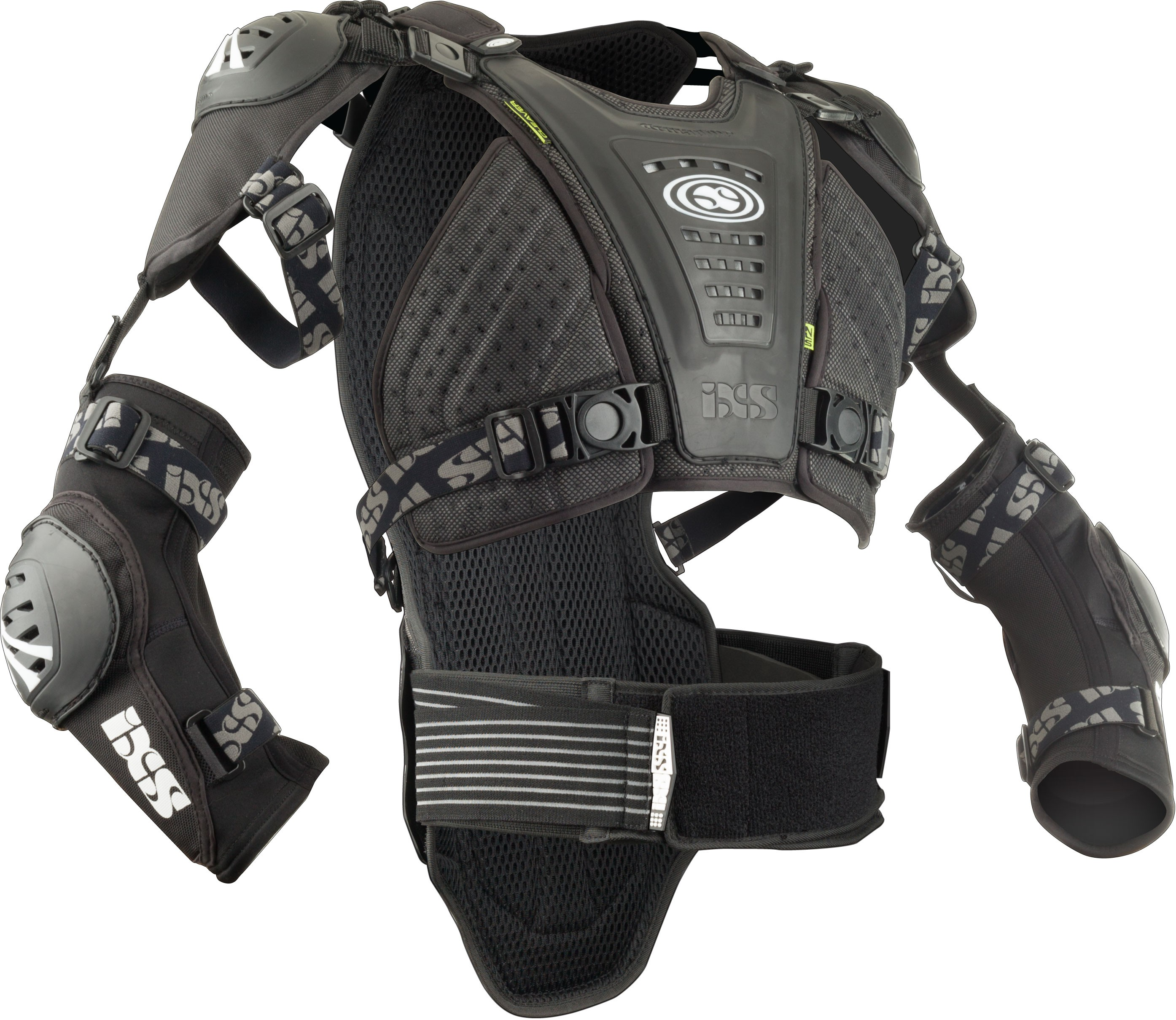 Ixs Cleaver Body Armor First Look 43ride Bike Mag