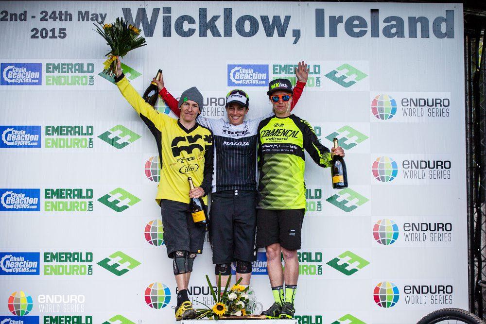 Enduro World Series 2015 #2: Greg Callaghan wygrywa w Irlandii