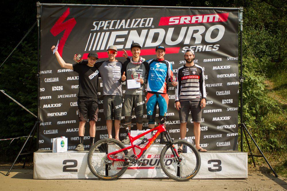 Specialized-SRAM Enduro Series 2015 #4 - Samerberg