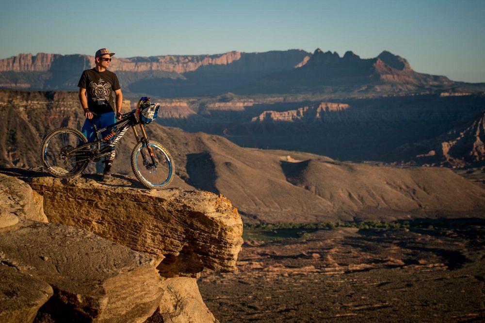Canyon Welcomes Freeride Legend Darren Berrecloth