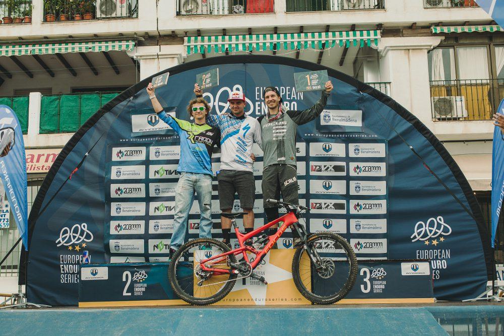 European Enudro Series 2015: Policzka i Ferreiro wygrywają na koniec sezonu