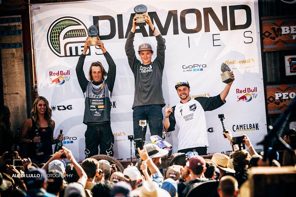 Thomas Genon wygrywa FMB World Tour 2015