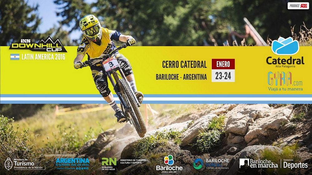 iXS Puchar Ameryki Południowej w downhillu