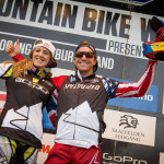 Tough riding and a race against the clock: UCI Mountain Bike World Cup stops by in Leogang