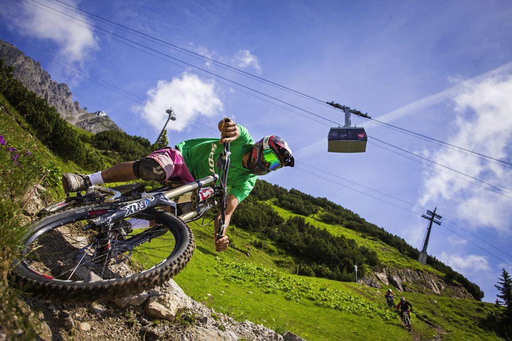 Crankworx announces a fourth tour stop for Innsbruck, Austria