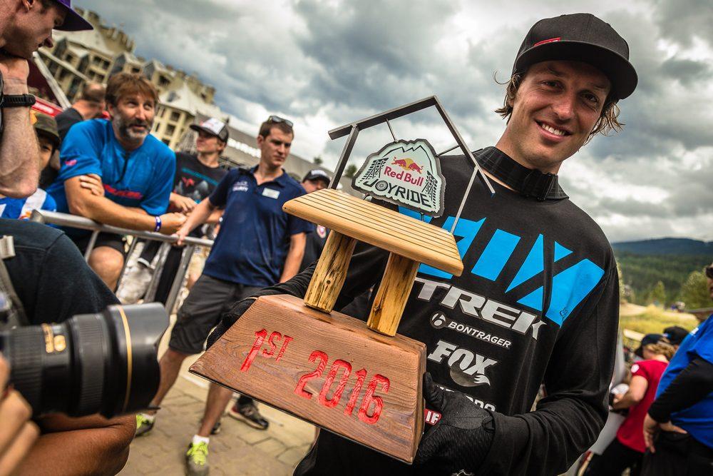 Brett Rheeder wins Red Bull Joyride!