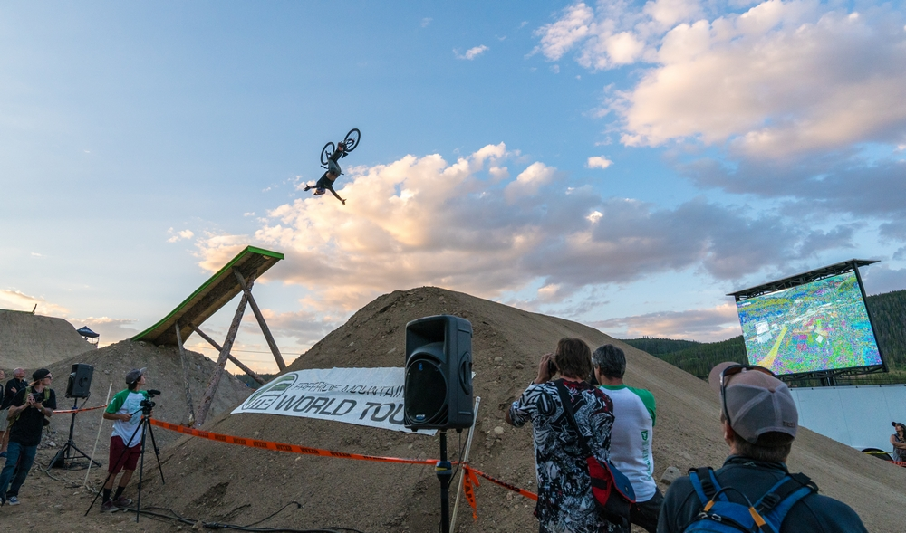 Matt Jones wygrywa Maxxis Slopestyle w Kolorado