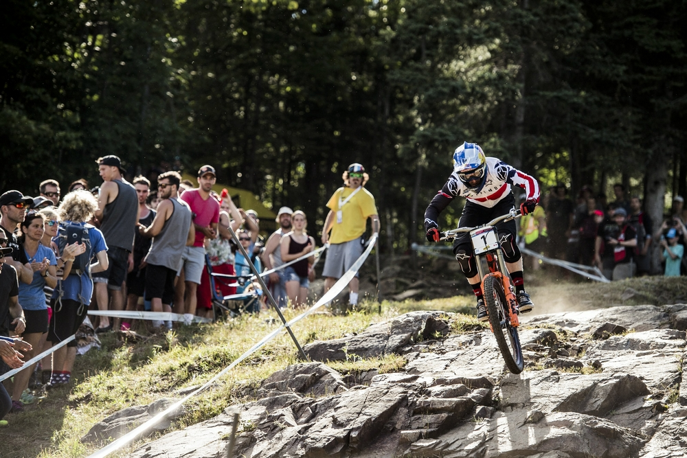 The 2016 UCI Mountain Bike World Cup races to an epic finish in Vallnord, Andorra