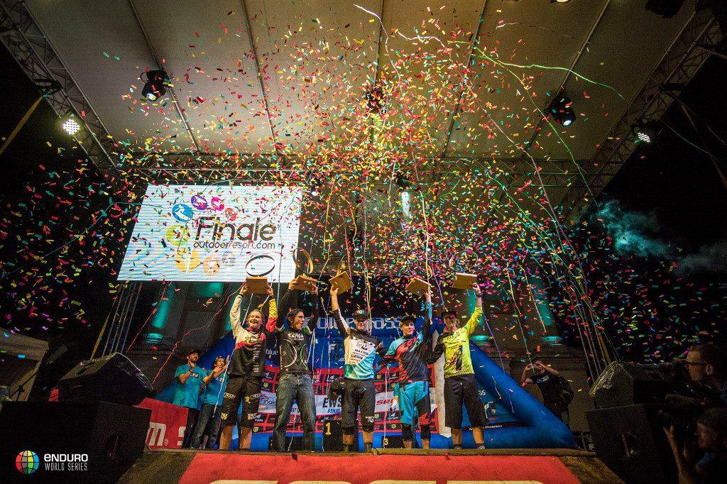 Enduro World Series 2016: Richie Rude i Cecile Ravanel zdobywają tytuły!
