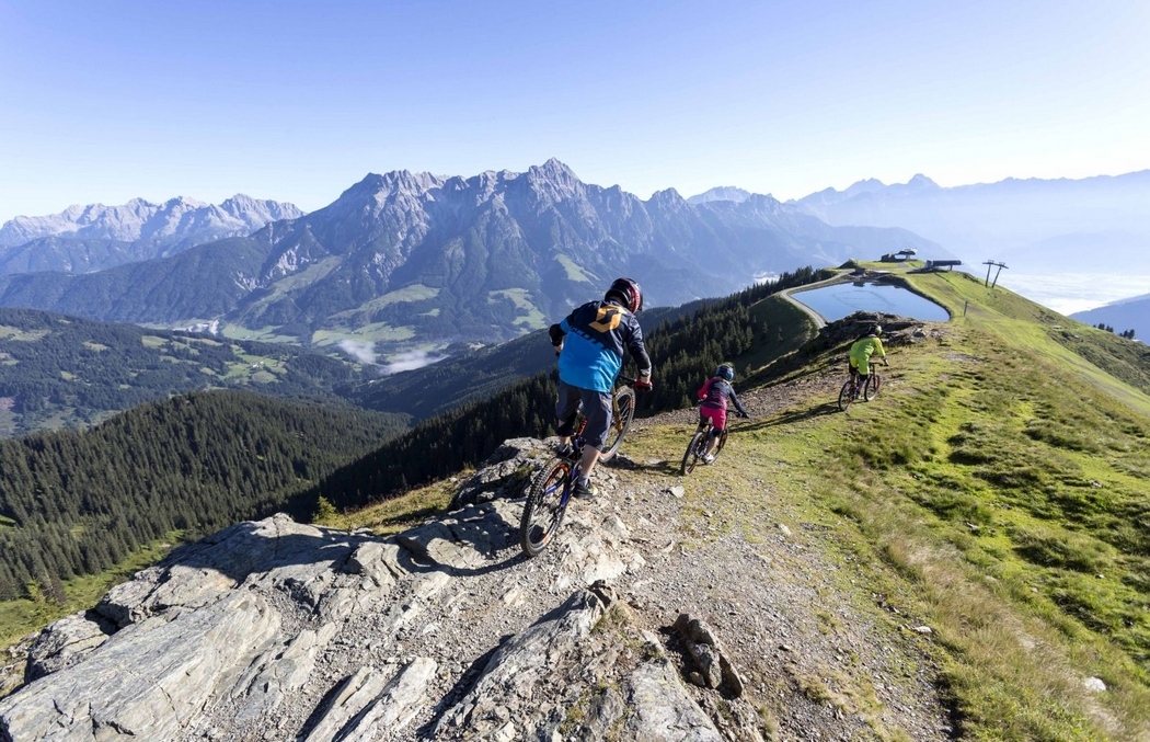 Saalfelden Leogang: Come on, bike season 2017!