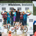 Ravanel and Dailly win round four of the EWS in Ireland