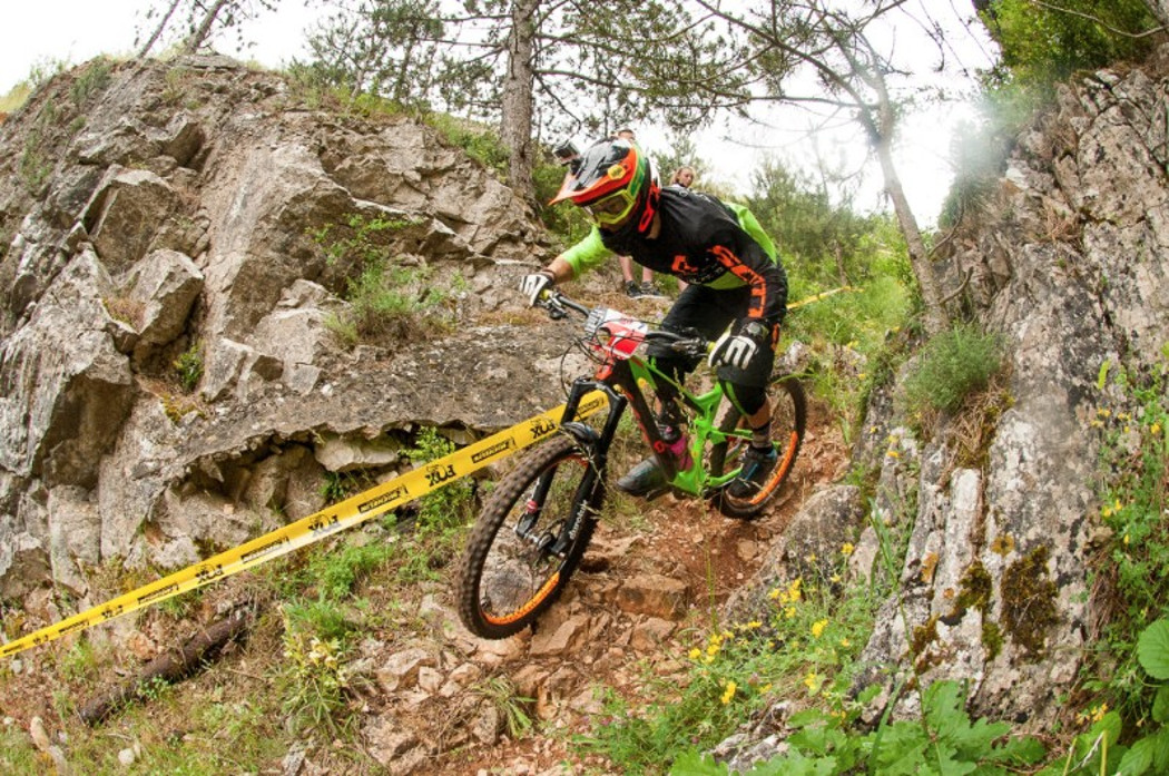 The Enduro World Series Heads Home to France for Round Five