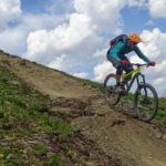 Livigno Bike Park: Enduro escape at Carosello 3000