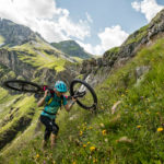 BMW Mountains challenges you on a mountain bike mission
