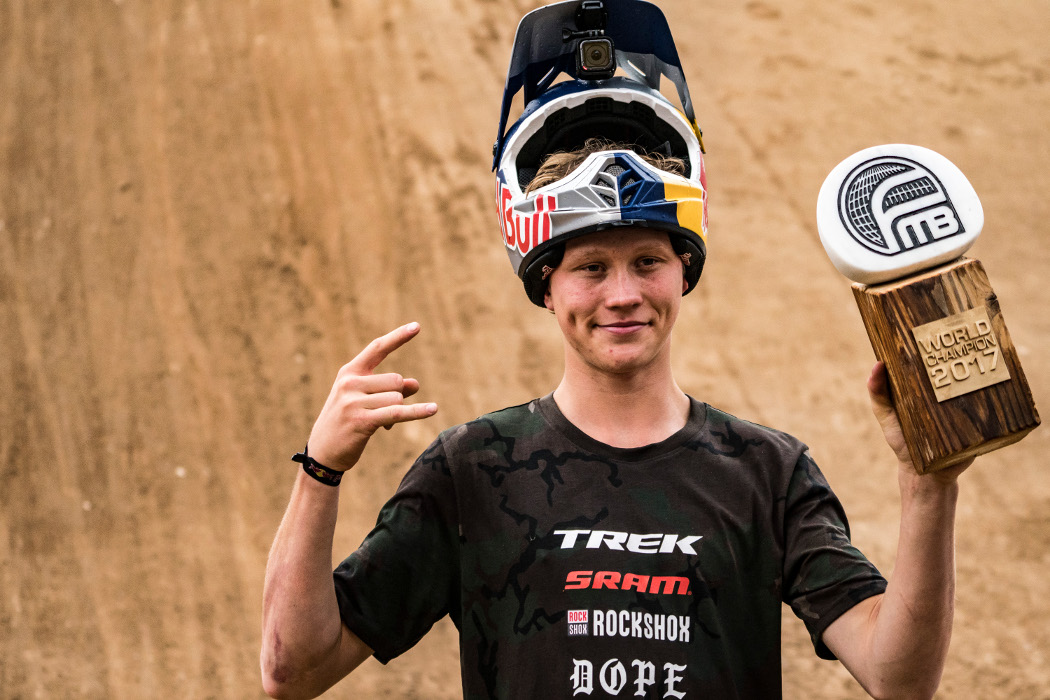 Emil Johansson - youngest FMB World Champion and MTB Legend in the making