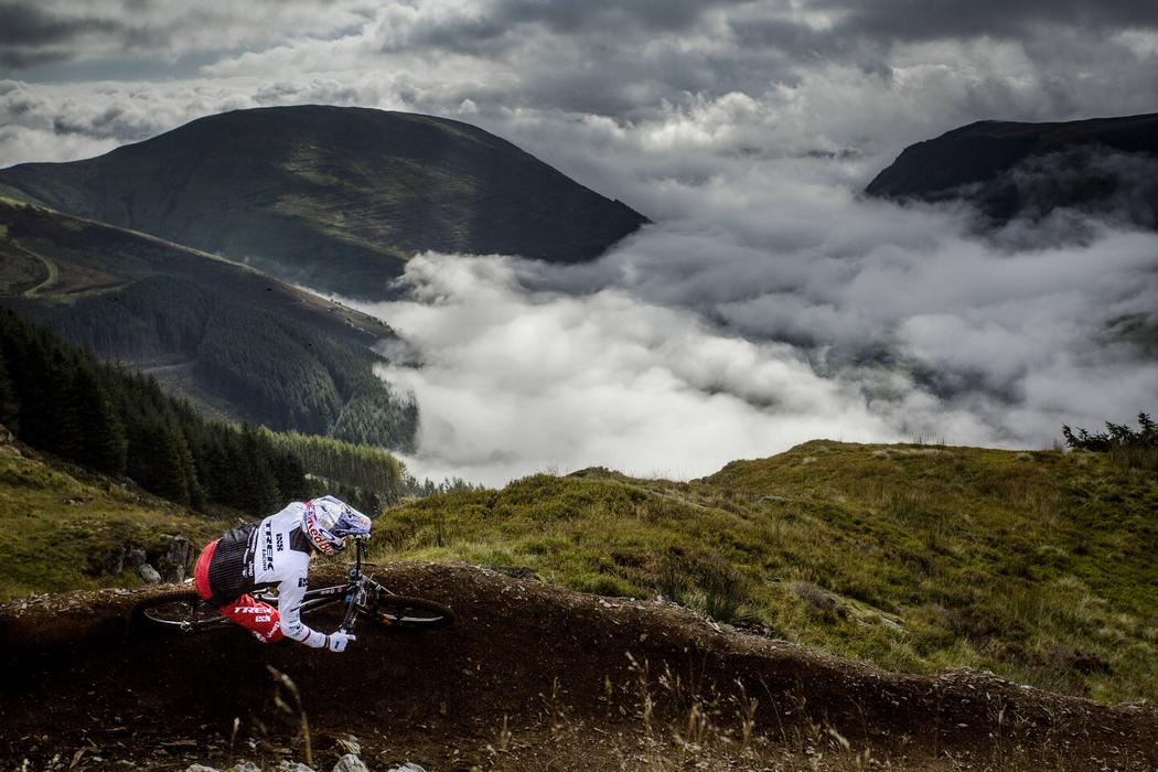 Mountain biking's bravest take on Red Bull Hardline