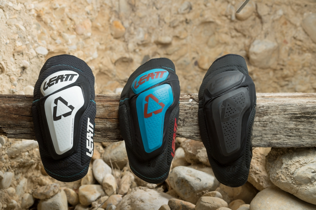 New 3DF 6.0 Knee Guards from Leatt