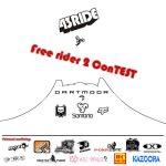 43RIDE Free Rider 2 ConTEST