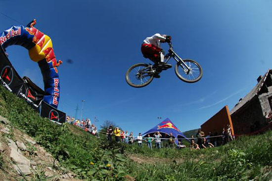 Diverse Downhill Contest - Żar, relacja