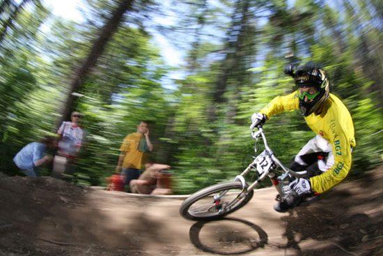 Diverse Downhill Contest - Żar, relacja