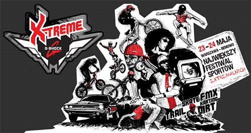 G-SHOCK X-TREME 09 - ruszyły zapisy