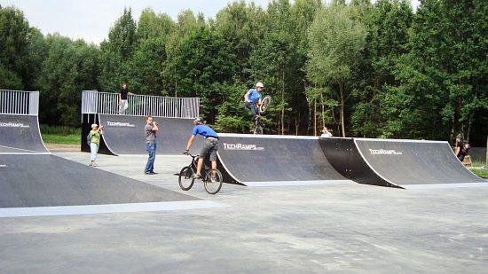 Skate Park - Jastrzębie Zdrój