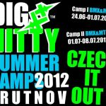 Dig-Nitty Summer Camps 2012