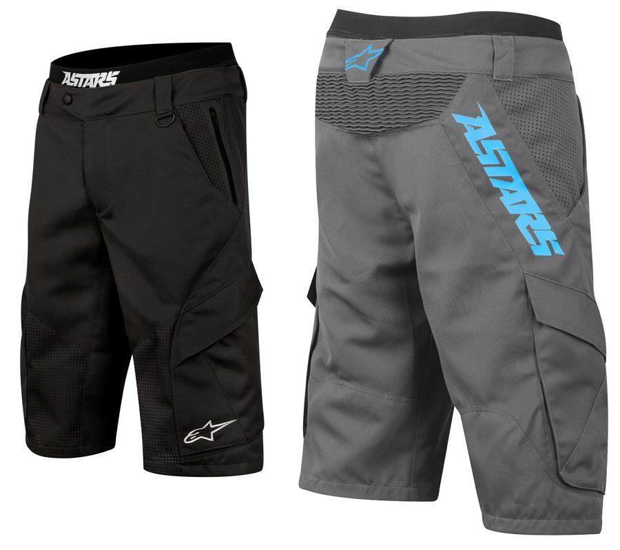 manual shorts BLACK