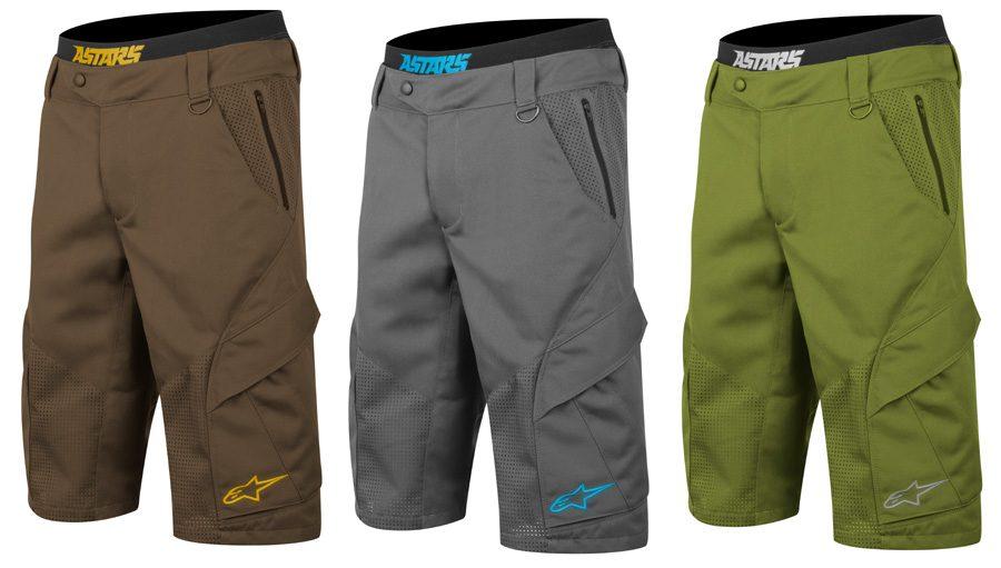 manual shorts CHOCOLATE