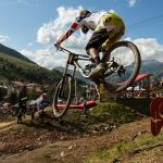 Puchar Europy DH iXS #4: Les2Alpes – video