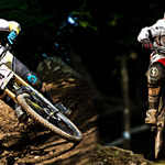 Puchar Świata DH #5: Manon Carpenter vs Rachel Atherton