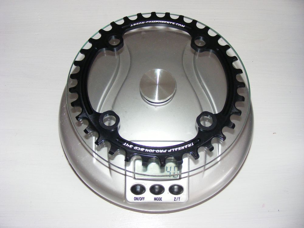 Zębatka narrow-wide Argon Components - test
