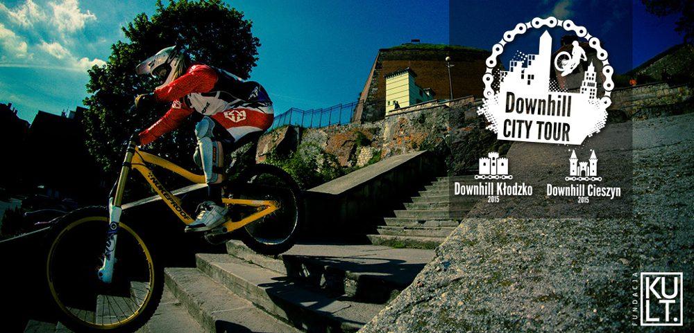 Downhill City Tour Kłodzko - zapowiedź