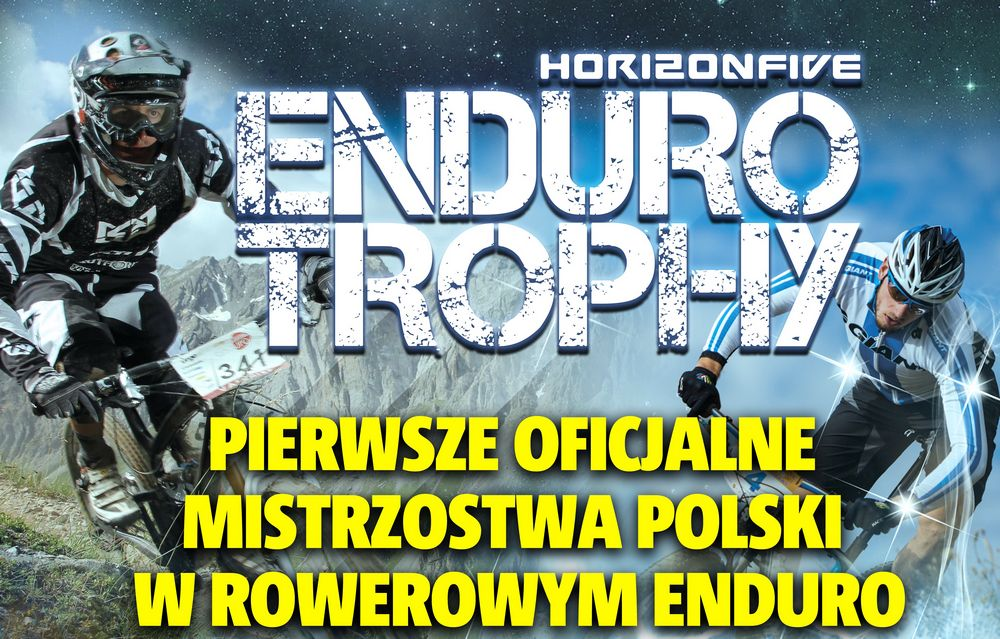 Pierwsze w historii Mistrzostwa Polski Enduro zakończone