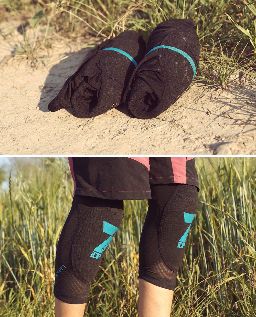Ochraniacze kolan 7iDP Transition Knee