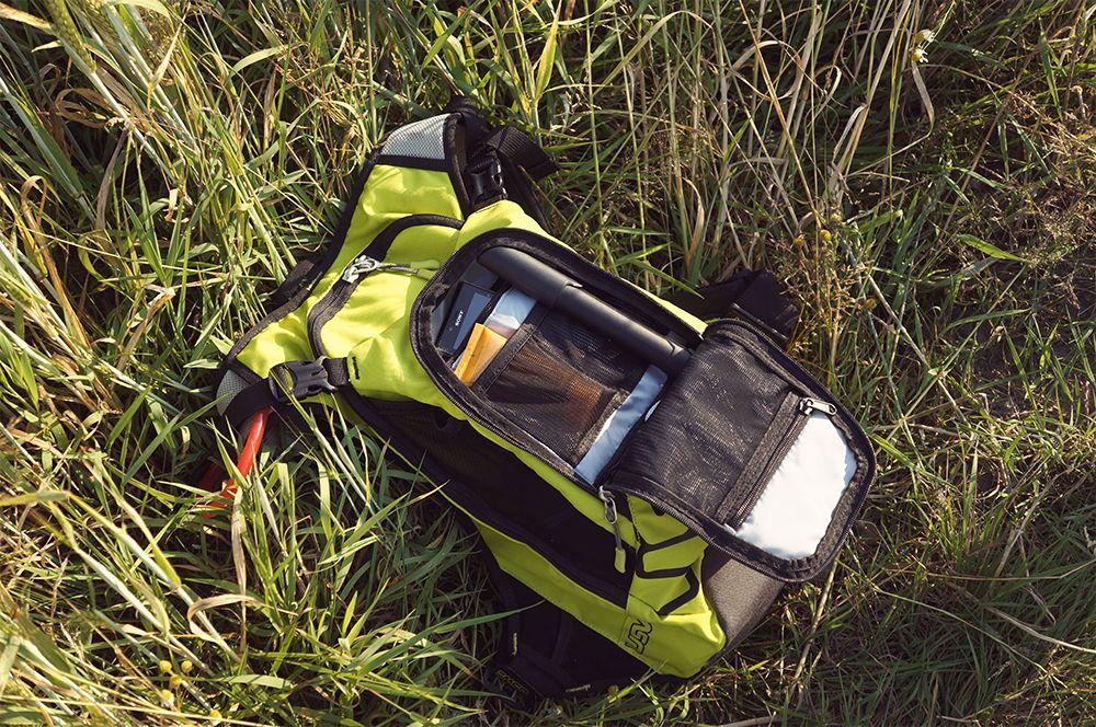 Test plecaka USWE F6 PRO Hydropack 15L