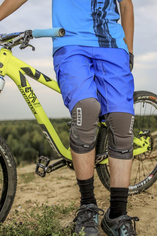 Test: ochraniacze na kolana ION K_Lite
