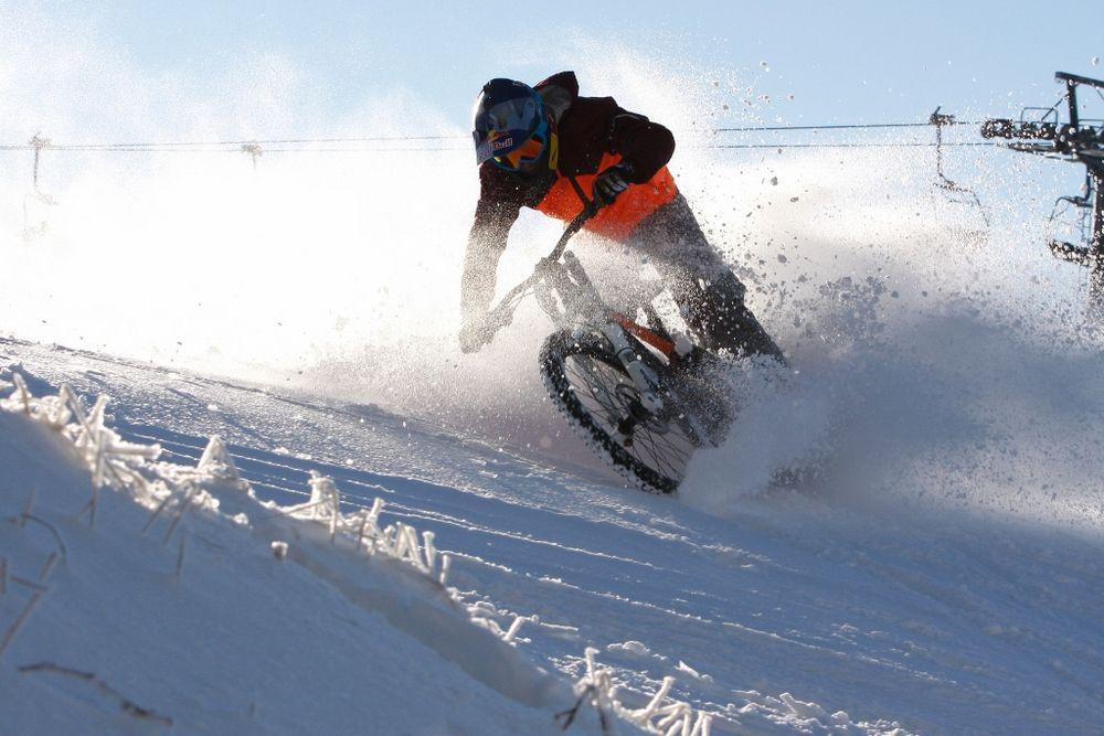 MTB Chinese Špindlerův Mlýn – czyli zimowe ściganie na rowerze
