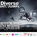 Mistrzostwa Świata we Freestyle Motocrossie – Diverse NIGHT of the JUMPs wracają do Krakowa