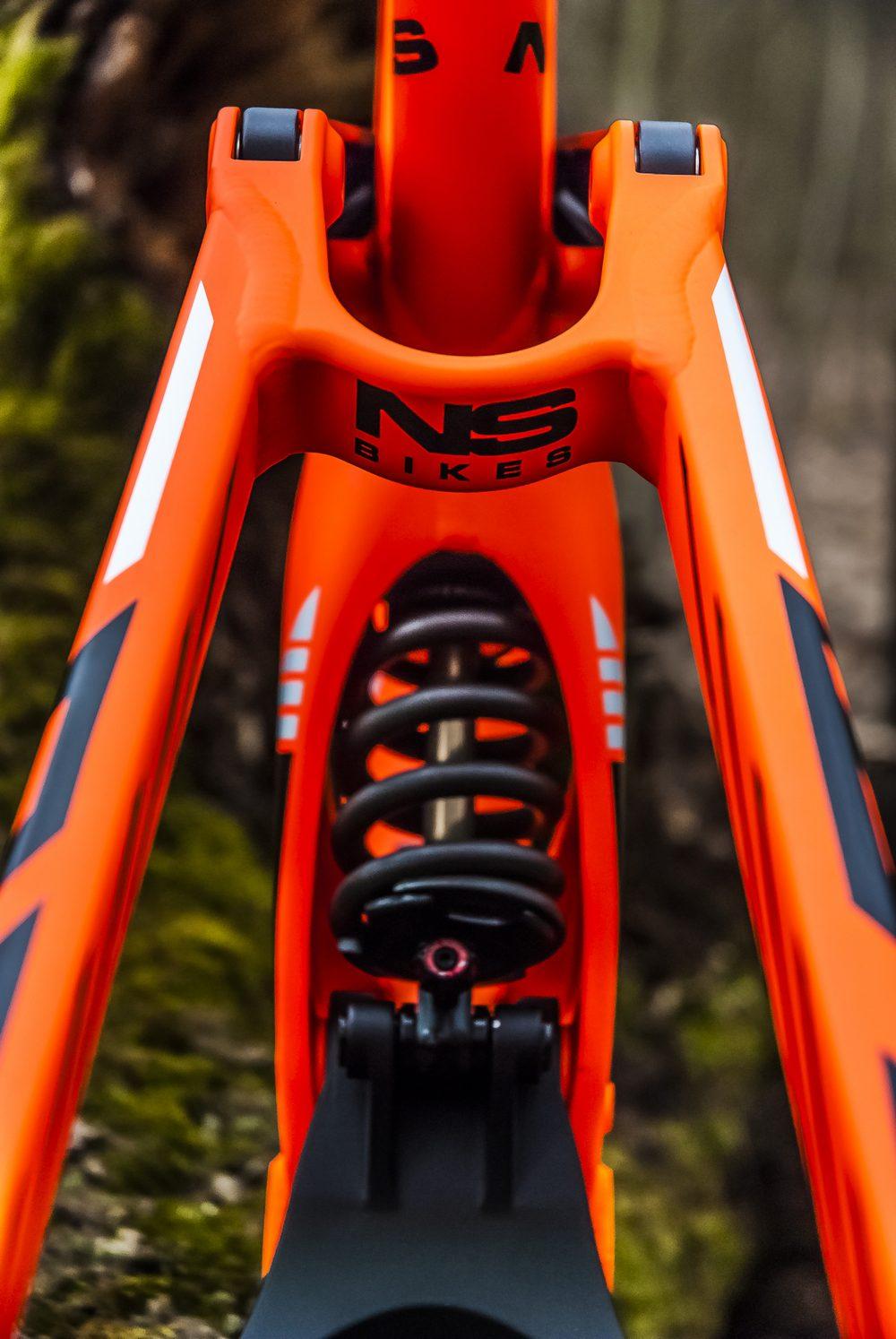 Przed testem: rama NS Bikes Fuzz 2016