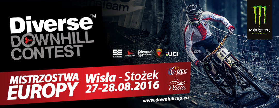 Mistrzostwa Europy DH 2016 - Wisła, Stożek