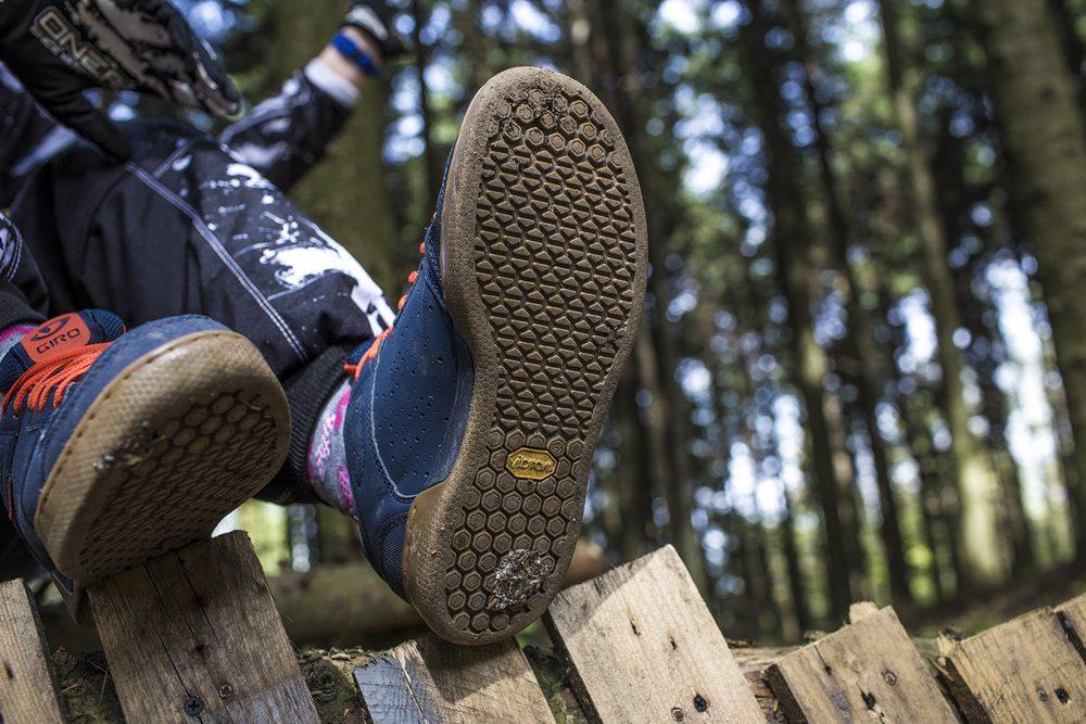 Test butów Giro Jacket 2016