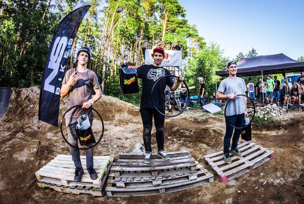Fotorelacja z Ostrzyce Dirt Jam 2016