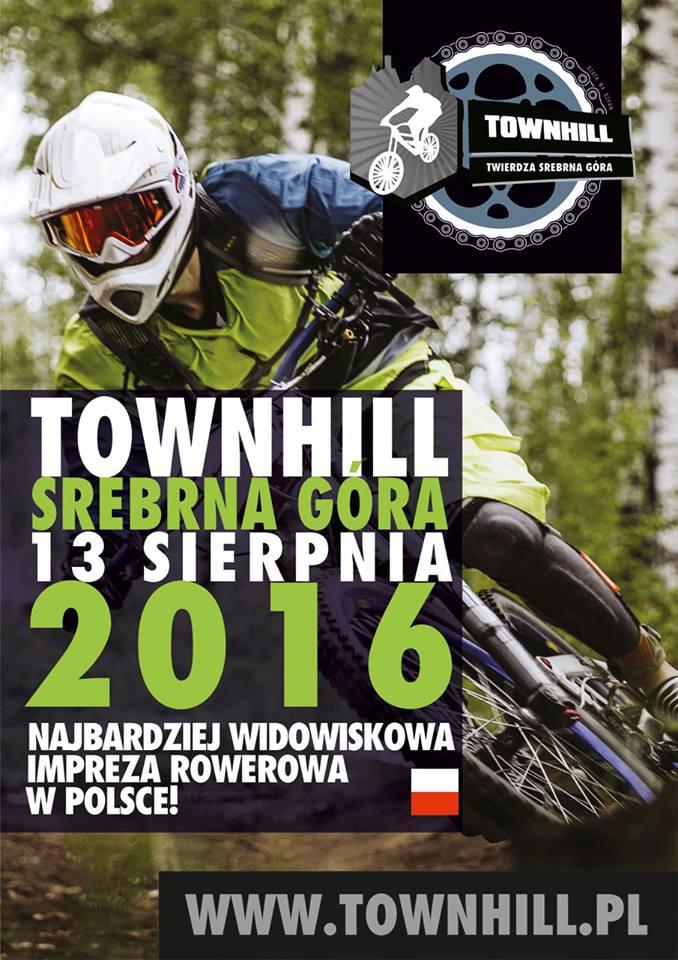 II edycja zawodów Townhill w Srebrnej Górze
