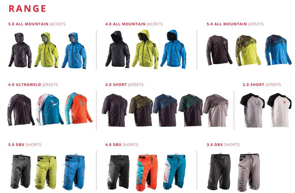 Leatt prezentuje nową kolekcję ubrań i kasków na sezon 2017