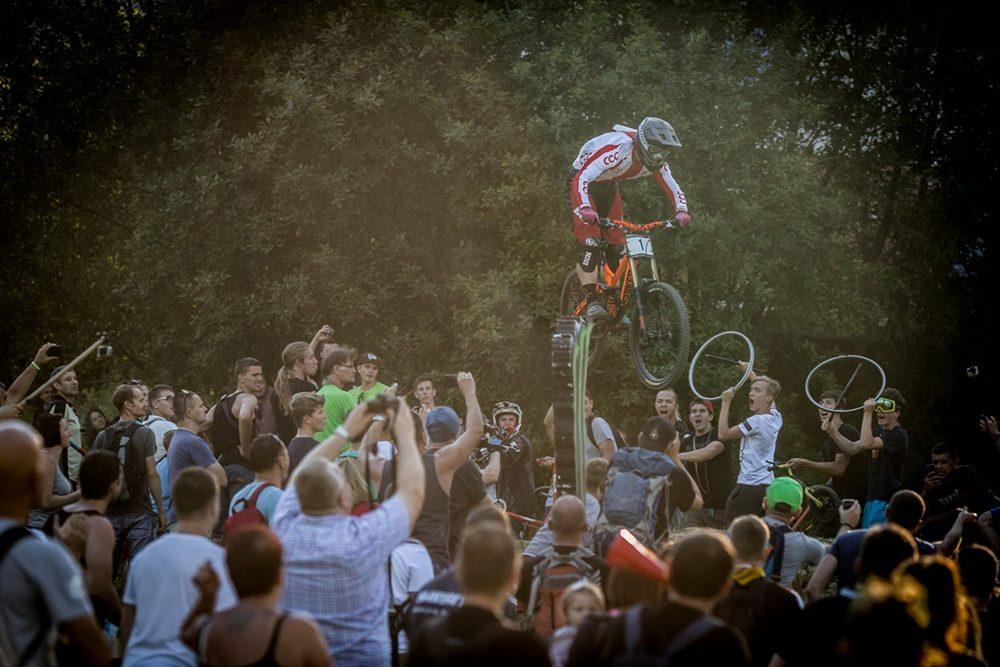Diverse Downhill Contest – oficjalna relacja video z Mistrzostw Europy