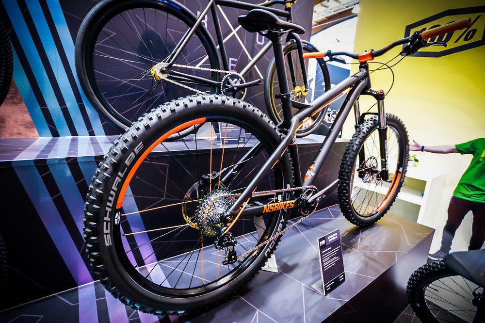 Kolekcja rowerów NS Bikes 2017 na Eurobike