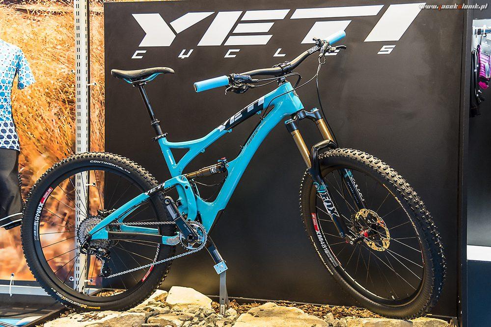 Bikeline nowym dystrybutorem rowerów Yeti