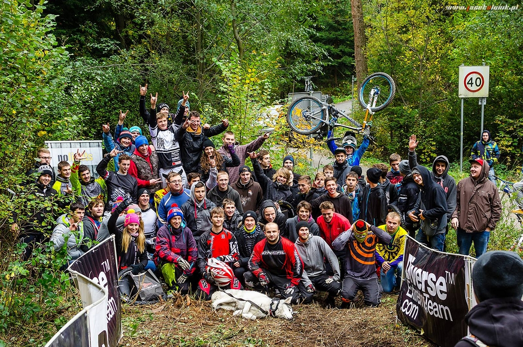 Local Series of Downhill - wywiad z organizatorami