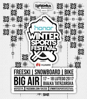 Honor Winter Snow Festival 2017